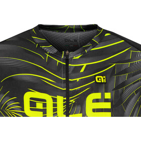 Alé Cycling Graphics PRR Sunset SS Jersey Herr black-yellow flou